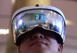 virtual reality at ces moved me to tears time