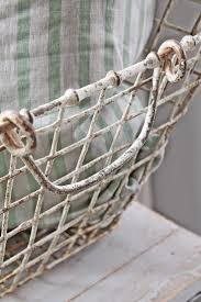 342 best rusty tin galvanized metal zinc and wire baskets
