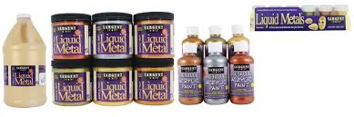 amazon com sargent art 25 2381 8 ounce metallic acrylic paint gold