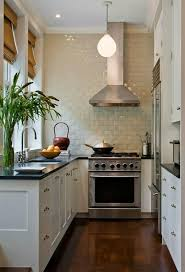 narrow kitchen small square kitchen design ideas internetunblock us
