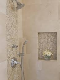 bathroom tile trim ideas bathroom shower accent tile teraporto listello travertine mosaic
