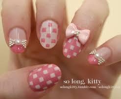 55 bow nail art ideas nail art nail art designs and adorable babies