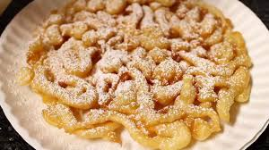 funnel cakes how to make funnel cake ファンネルケーキ youtube