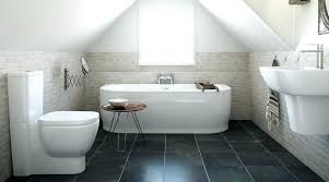 Slate Tile Bathroom Ideas Black Bathroom Walls Navy White Bathroom Top Best Masculine