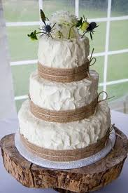 simple wedding cake love the willow tree figurine as the cake