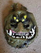 Lizard Halloween Costume Lagoon Creature Monster Mask Sleestak Lizard Halloween Fancy Dress