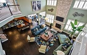 into the great wide open six great room floor plans that live large