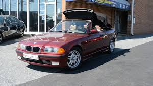 bmw convertible 1997 1997 bmw 328ci convertible top operation