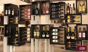 gallery esigo 5 floor wine rack