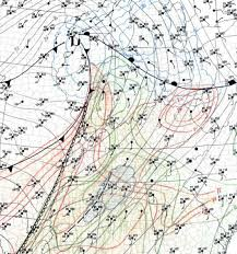 frontal boundary map synoptic why are frontal zones connected to low pressure systems