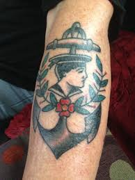 anchor sailor traditional tattoo jpg 736 981 tattoo ideas