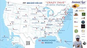 Seattle Marathon Map by Blog U2013 David Redor