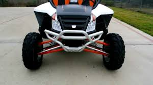 overview and reveiw 2013 arctic cat wildcat 1000 limited white