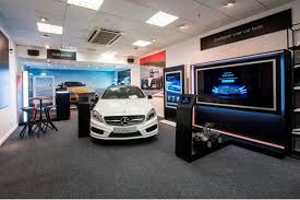 mercedes in manchester mercedes retail dealers open pop up store in manchester s