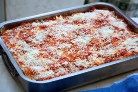recettes de cuisine italienne les lasagnes un millefeuille à l italienne la cuisine à quatre