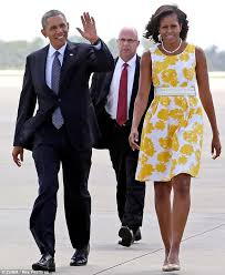 obama dresses obama steps out in 55 talbots clearance dress sparking