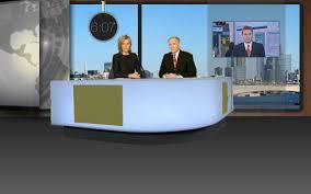 News Studio Desk by Itv News Studio Design New Studio Idea With An Individual Colour