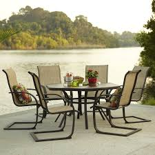 hexagon patio table and chairs outdoor patio furniture dining sets wicker rattan furniture square