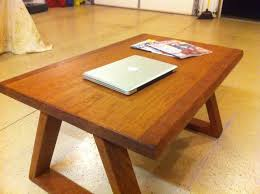 Cherry Coffee Table Handmade Contemporary Cherry Cherry Coffee Table By