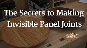 203 the secrets to making invisible panel joints youtube
