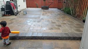 Paver Patio Installation by Portland Landscaping Landscaping In Portland Oregon