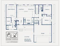 100 ranch house floor plans open plan 4 bedroom open floor