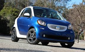 2016 smart fortwo automatic test u2013 review u2013 car and driver