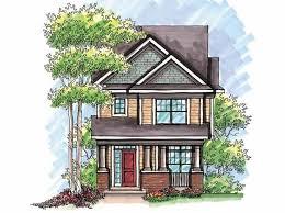 45 best narrow lot house plans images on pinterest narrow lot