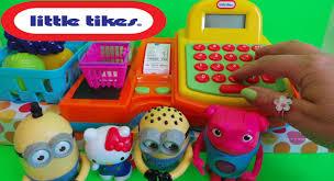 Little Tikes Toy Chest Worlds Best Little Tikes Toy Cash Register Till U0026 Scanner Set With