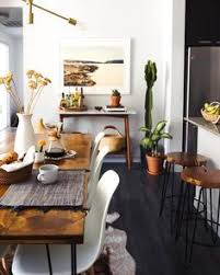 Modern Mirrors For Dining Room by Midcentury Modern Meets Boho Dining Room With Earthy Color Palette