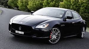 all black maserati download wallpaper 3840x2160 maserati quattroporte gts side