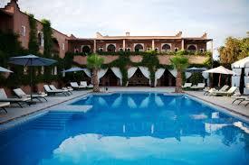 villa mandarine boutique hotel rabat morocco fleewinter