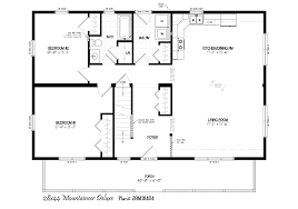 Simple Log Cabin Floor Plans A Frame House Plans Eagleton 30 020 Associated Designs Log Home