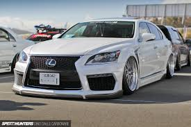 lexus used car japan stance nation hits japan speedhunters
