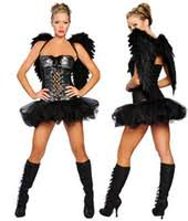 Angel Halloween Costumes Dark Angel Halloween Costume Price Comparison Buy Cheapest