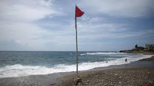 Haitian And Jamaican Flag Haiti Jamaica Urge Residents On Coast To Evacuate Cuba Suspends