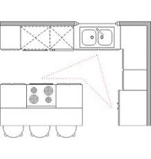 island kitchen plans kitchen floor plan basics kitchens kitchen floor plans and