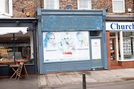 window posters window posters for the new hair salon opening soon on