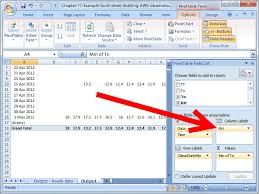 how to pivot table how to add a field to a pivot table 14 steps with pictures