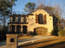 windows for spanish style home house design plans