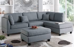 sofa in ashmore pewter linen lounge suite from chaise sofas in perth