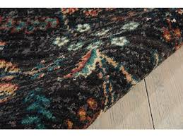 Fall Area Rugs Nr204 Night Fall Floor Coverings Nourison Nourison 2020 Night Fall