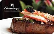 fleming s gift card flemings gift card gift card ideas
