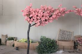 10ft artificial cherry blossom tree pink wedding arch buy garden