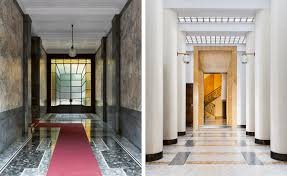 39 Best Architecture Entrance Images Making An Entrance Milan U0027s Sumptuous Modernist Hallways Wallpaper
