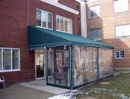 Awning Side Walls Outdoor Enclosures In Grand Rapids Wyoming Outdoor Enclosures