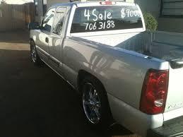 2003 Chevy Silverado Interior Sell Used 2003 Chevy Silverado Xcab Silver In Color With Grey