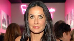 demi moore naked pics demi moore 53 lets her gray hair grow out as she embraces a more