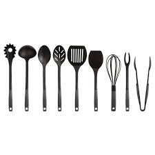 select by calphalon 9 piece utensil set ps and utensil set
