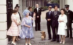 queen elizabeth dog in photos the queen s royal corgis travel leisure